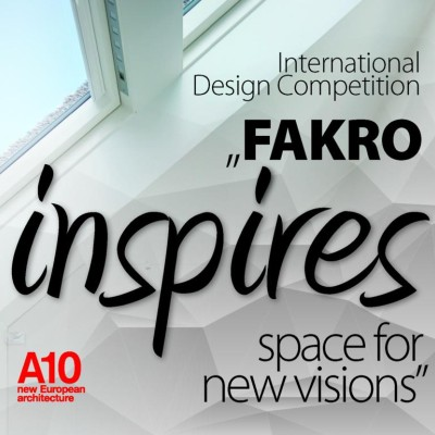 Konkurs dla architektów - FAKRO inspires – space for new visions